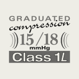 100 Den | 15-18 mmHg - class1L