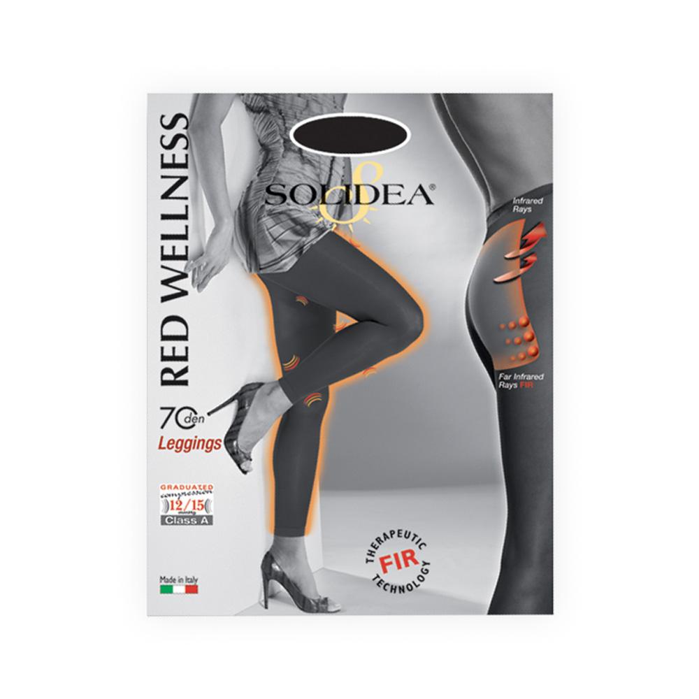 Red wellness 70 Leggings