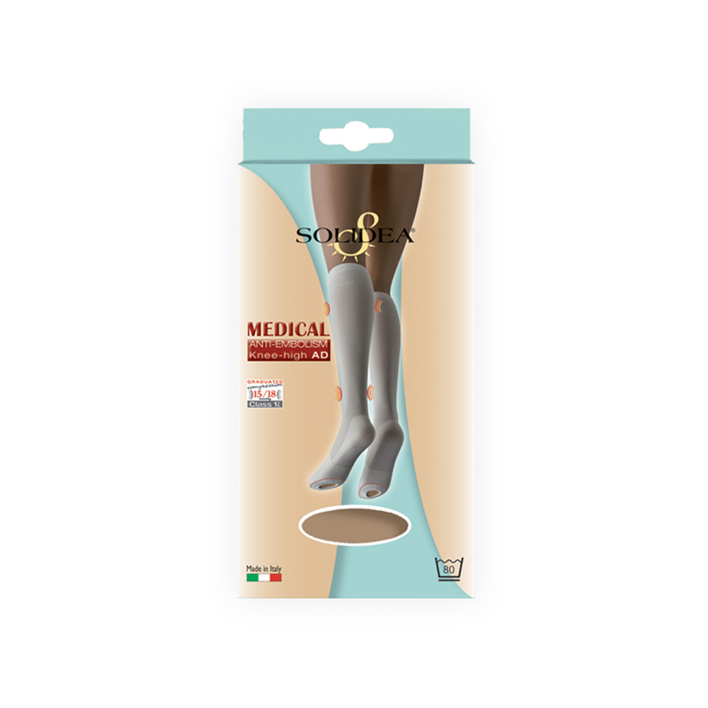 Medical Anti-Embolism Knee-High AD
