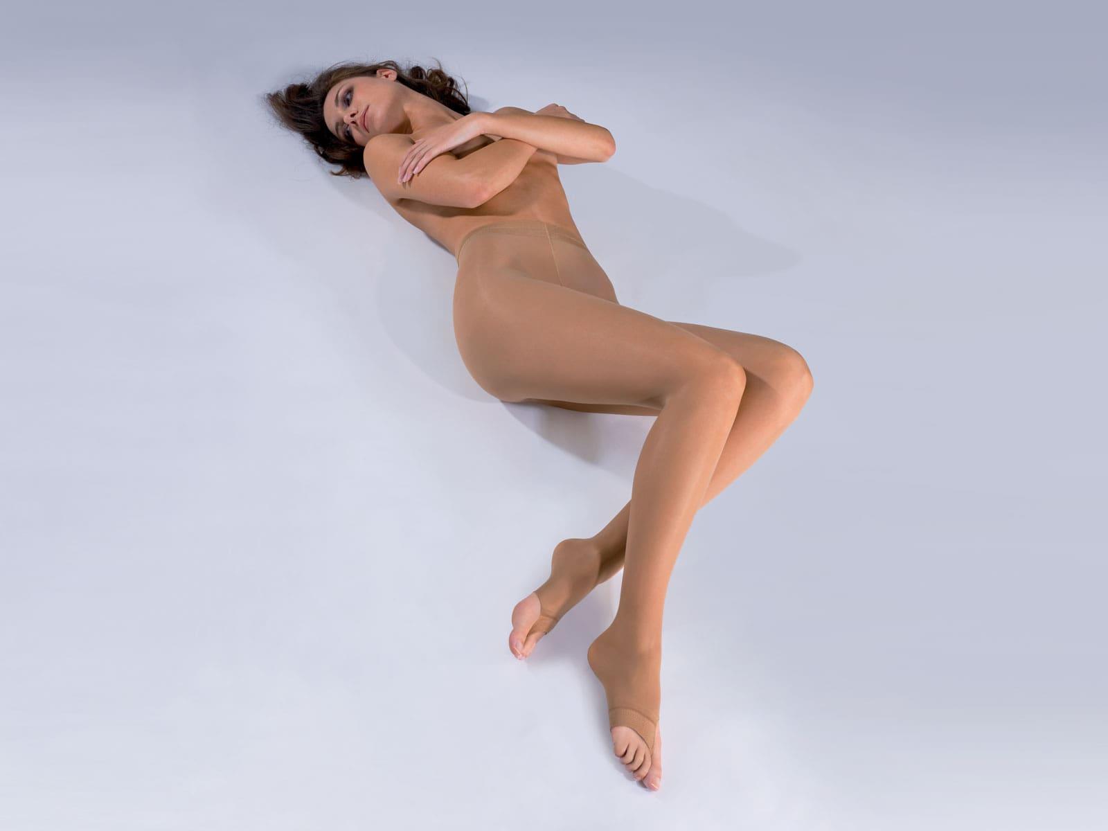 De elastische compressie, ideale preventie, doeltreffende therapie
