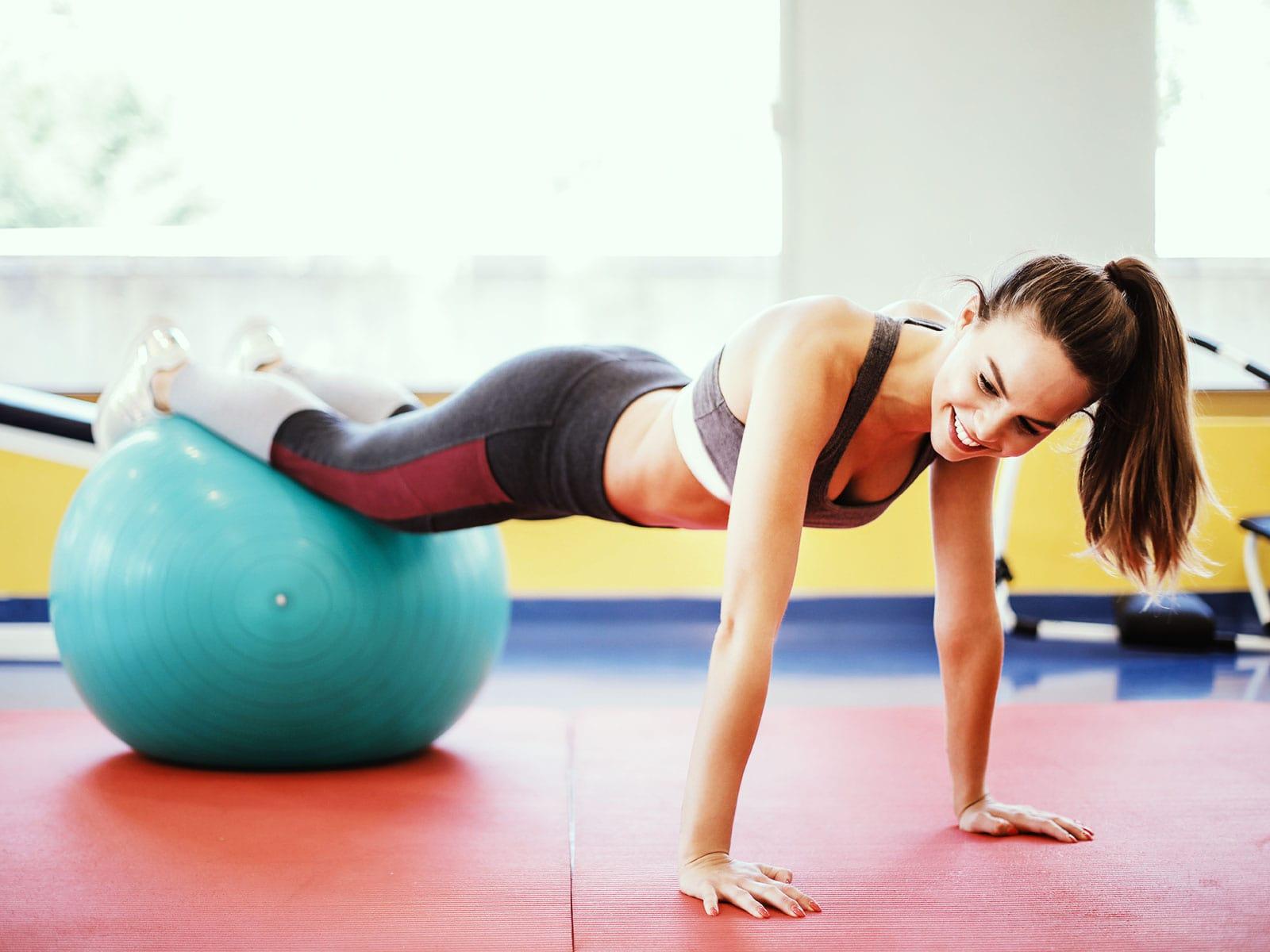 Motion hjälper den som hjälper sig själv