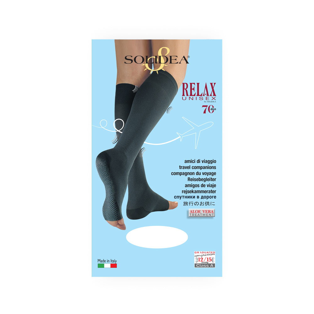 Relax Unisex 70 Pied Ouvert