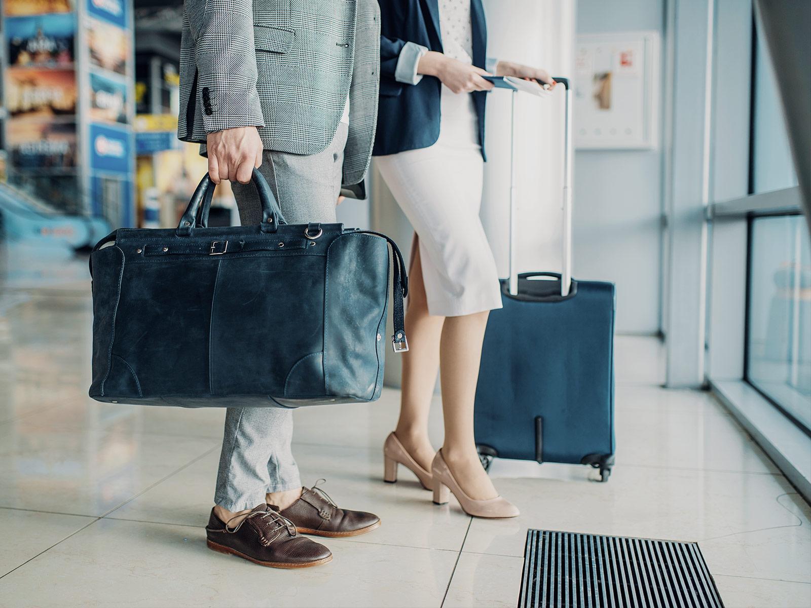 La migliore abitudine per viaggiare con gambe riposate
