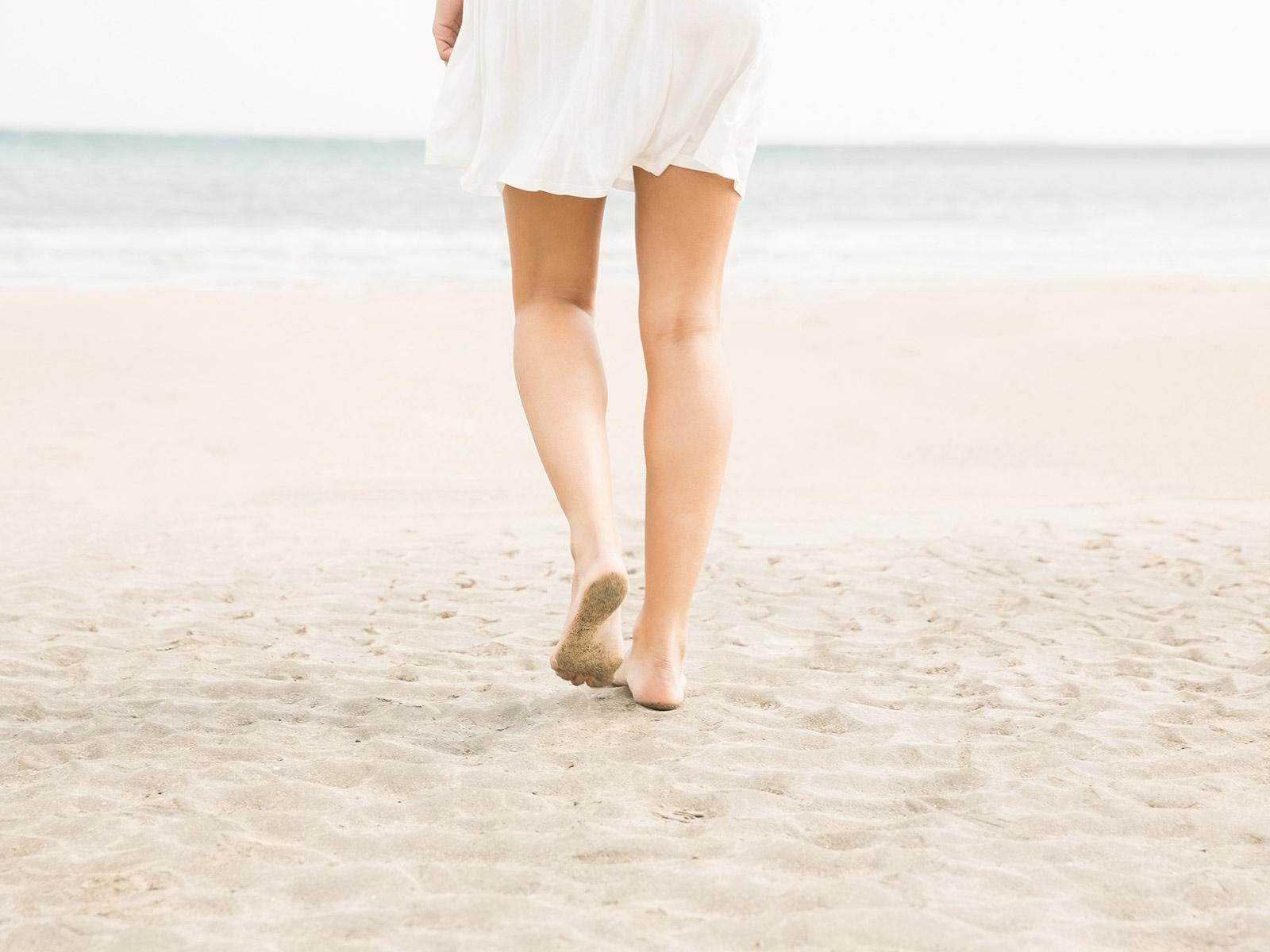 I 10 consigli per affrontare l'estate con gambe leggere